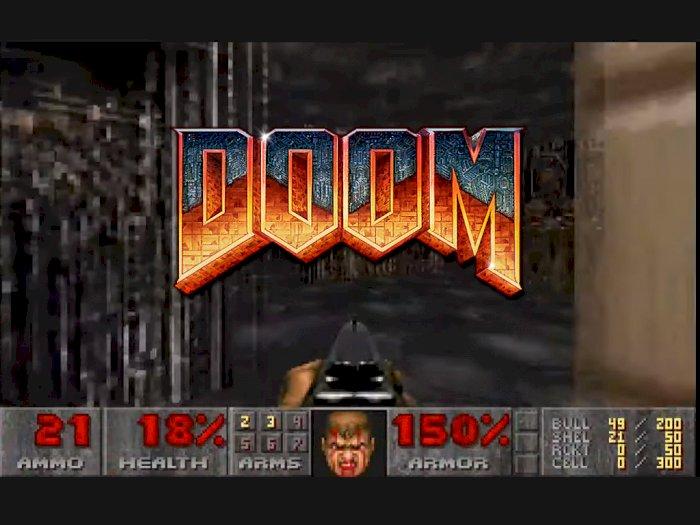 YouTuber Ini Ganti Seluruh Suara di Game DOOM 1993 dengan Suaranya Sendiri!