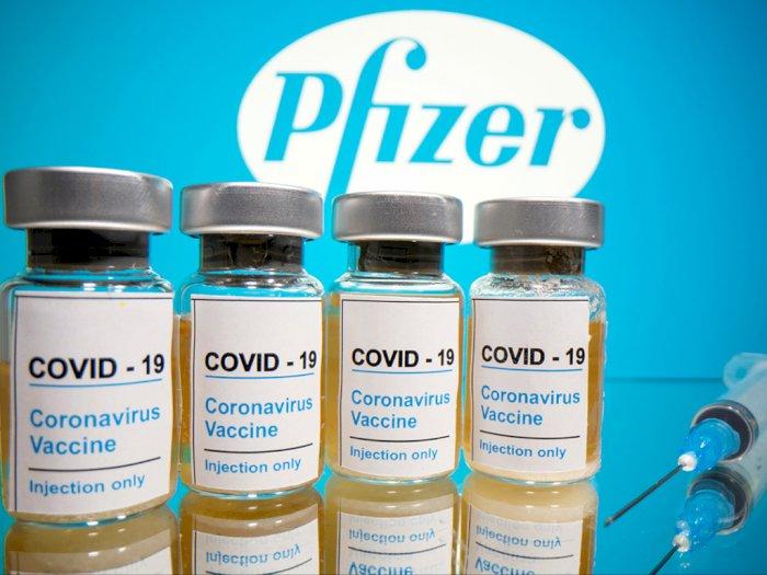 Menkeu Nilai Efektivitas Vaksin Pfizer Bawa Sentimen Positif Bagi Ekonomi Dunia