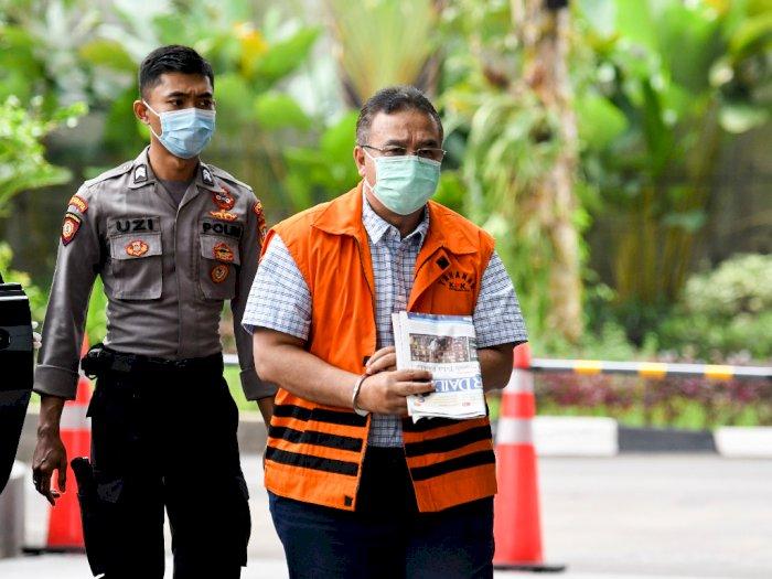 FOTO: KPK Periksa Wali Kota Tasikmalaya