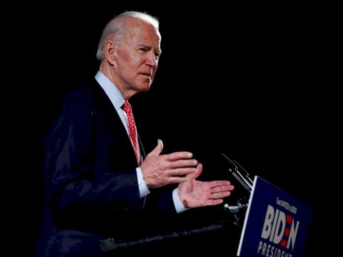 Menlu AS Pompeo Sebut Trump Akan Menangi Pilpres, Begini Reaksi Joe Biden