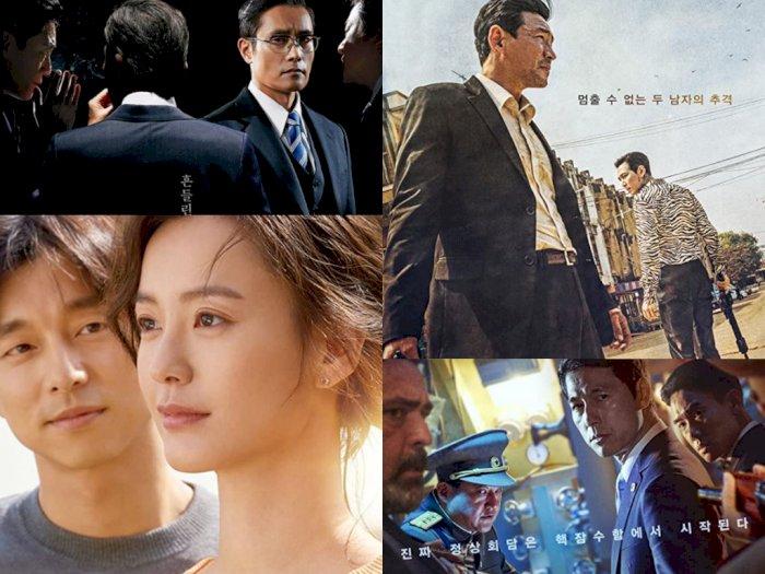 Daftar Nominasi Blue Dragon Film Awards 2020, 'The Man Standing Next' Terima 11 Nominasi