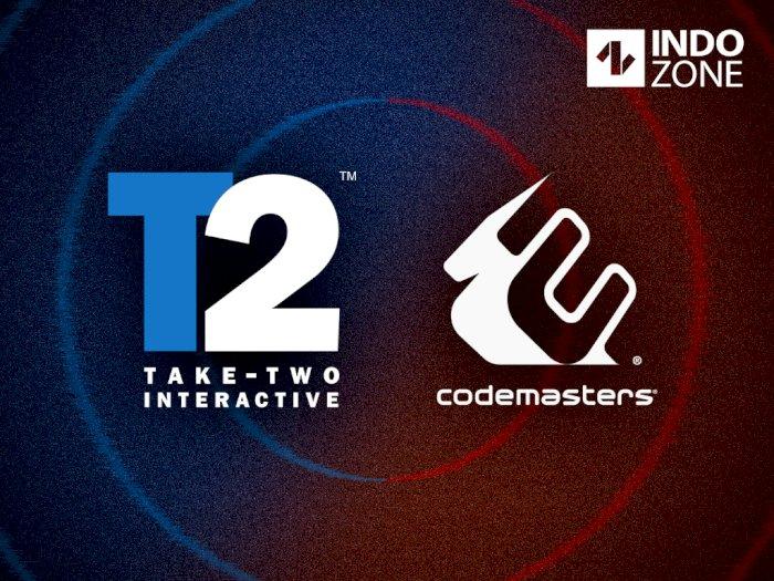 Take-Two Resmi Akuisisi Developer Game Codemasters Senilai Rp14 Triliun