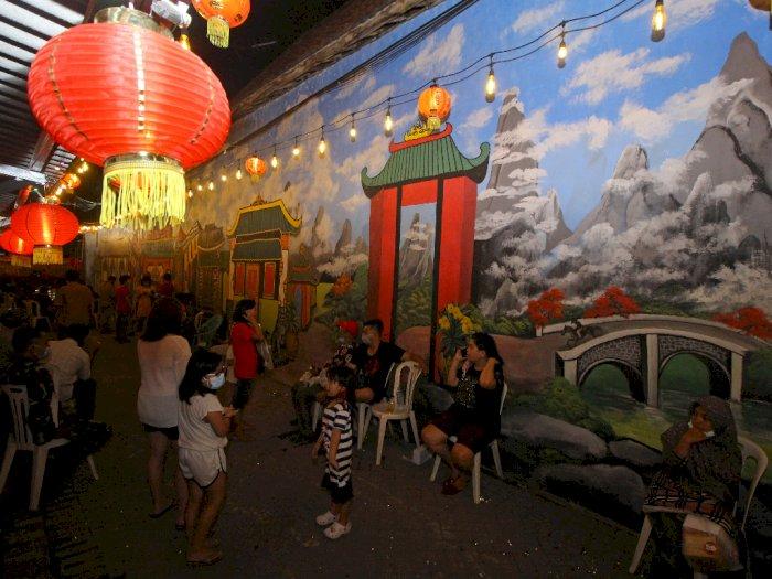 FOTO: Peluncuran Awal Wisata Kampung Pecinan