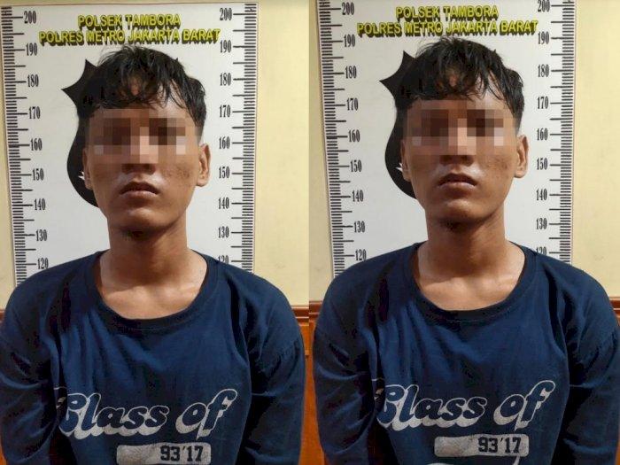 30 Kali Curi HP di Jakbar, Pria Ini Diciduk Polisi