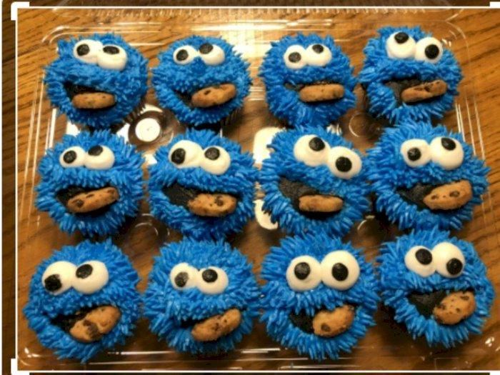 Lezat dan Menggemaskan, Ini Resep Mudah Bikin Cookie Monster di Rumah