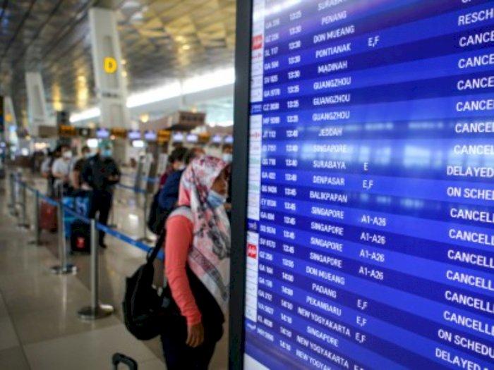 Angkasa Pura II Konfirmasi Penjadwalan Ulang Penerbangan dari Bandara Soekarno-Hatta