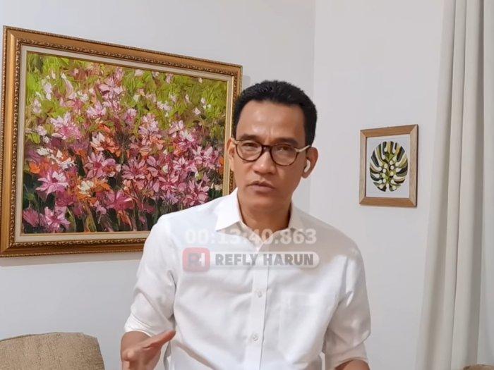 Refly Harun Sebut Bintang Mahaputera Jadi Upaya Istana Tundukan Gatot Nurmantyo