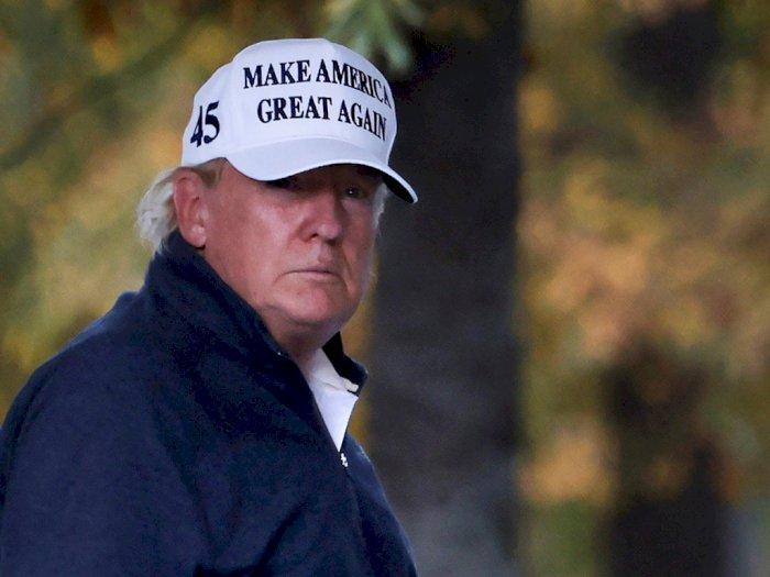 Donald Trump Berencana Mencalonkan Diri di Pilpres AS 2024