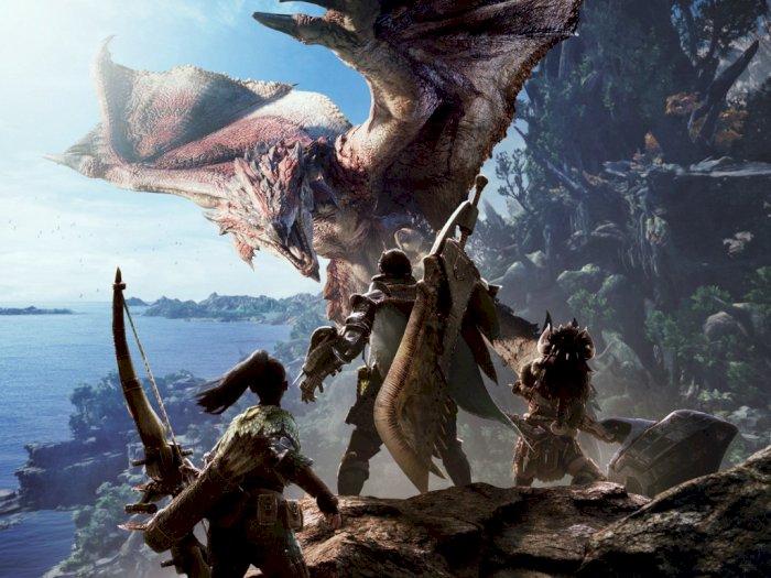 Monster Hunter: World Kini Sudah Terjual Sebanyak 16,4 Juta Copy di Seluruh Dunia