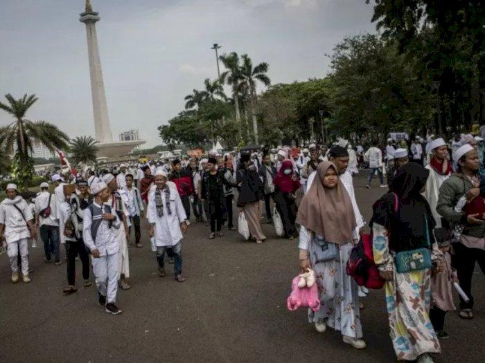 Sarankan Reuni Akbar 212 Digelar Tahun Depan, Anggota DPRD: Demi Jaga Nama Baik