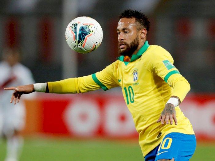Gabriel Jesus Minta Brazil Harus Bisa Bermain Tanpa Neymar