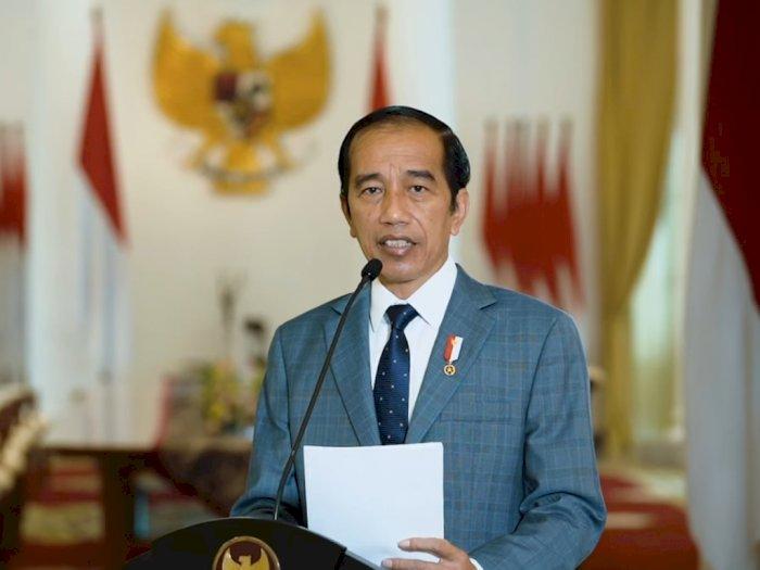 HUT ke-9 Partai Nasdem, Jokowi: Selamat Jadi Partai Besar yang Disegani