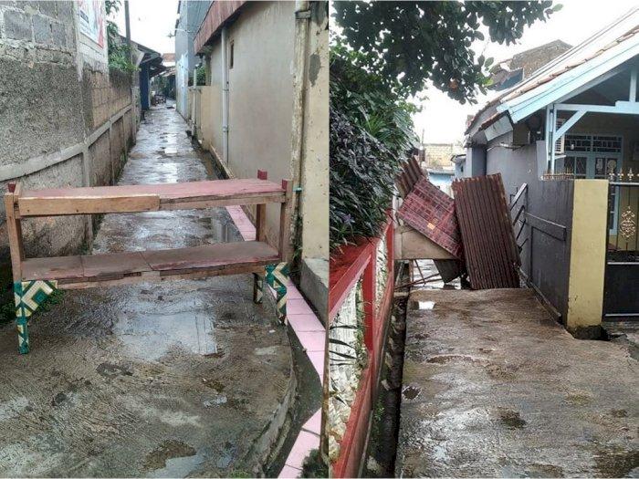 Curhat Intan, Warga Depok Positif Covid-19 yang Akses Jalan Rumahnya Diblokir Pengurus RT