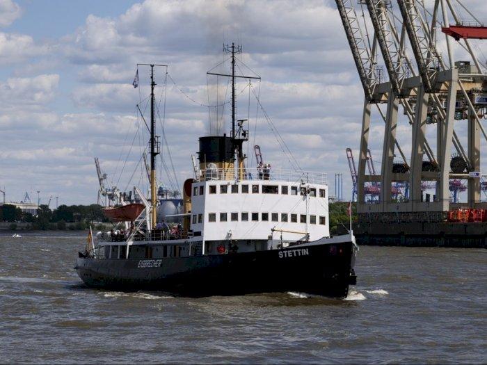 Mengubah Nama Kapal Datangkan Kesialan dan Nasib Buruk, Fakta atau Mitos?