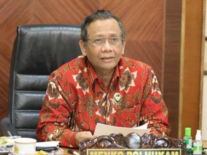 Gerak Cepat Tangani Kasus Intan Jaya, Mahfud MD Beri Apresiasi TNI