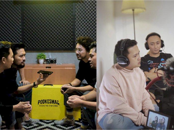 Rekomendasi 5 Podcast Terpopuler di Spotify, Dari Podkesmas Hingga JurnalRisa