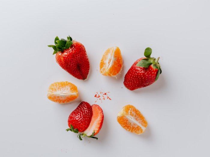 4 Buah Kaya Vitamin C Membantu Meningkatkan Kesehatan Paru-paru