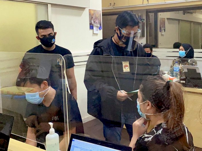 Selebgram Syaima Salsabila Ditangkap Polres Jakbar Terkait Kasus Narkoba