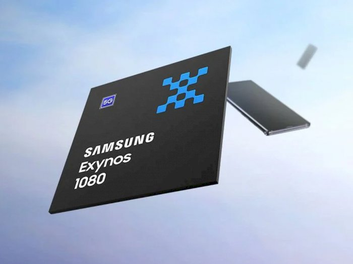 Samsung Umumkan Chipset Exynos 1080 untuk Smartphone Upper Mid-Range!