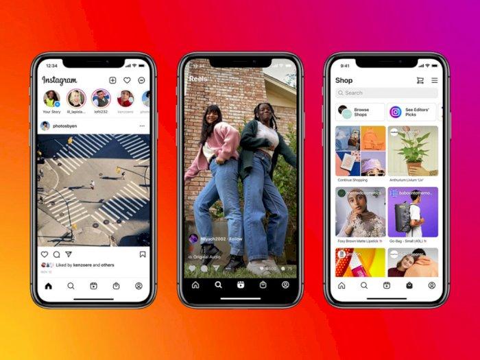 Instagram Tampaknya Ingin Pengguna Agar Lihat Konten Reels Lebih Banyak