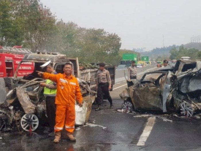 Kabar Duka! 3 Anggota DPRD Fraksi PDIP Kecelakaan, Satu Orang Tewas, Diduga Tabrak Truk