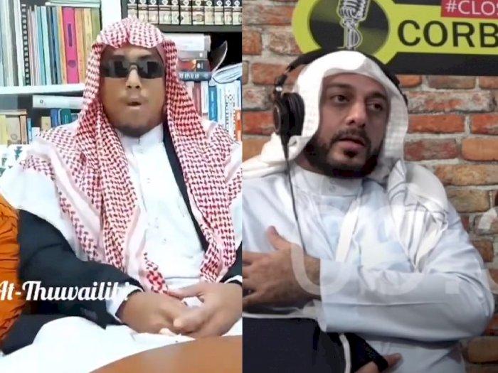Sebut Kata Kasar Ke Nikita Netizen Bandingkan Ustadz Maaher Dengan Syekh Ali Jaber Indozone Id