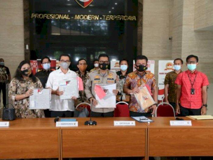 Mengenal ACP yang Jadi Sarana Kebakaran Hebat Kejagung Selain 'Top Cleaner'