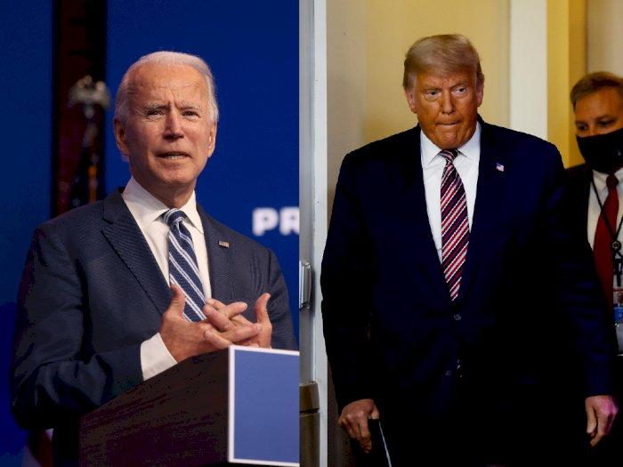 Pakar Keamanan Nasional AS: Trump Punya Kuasa untuk Hambat Transisi Biden