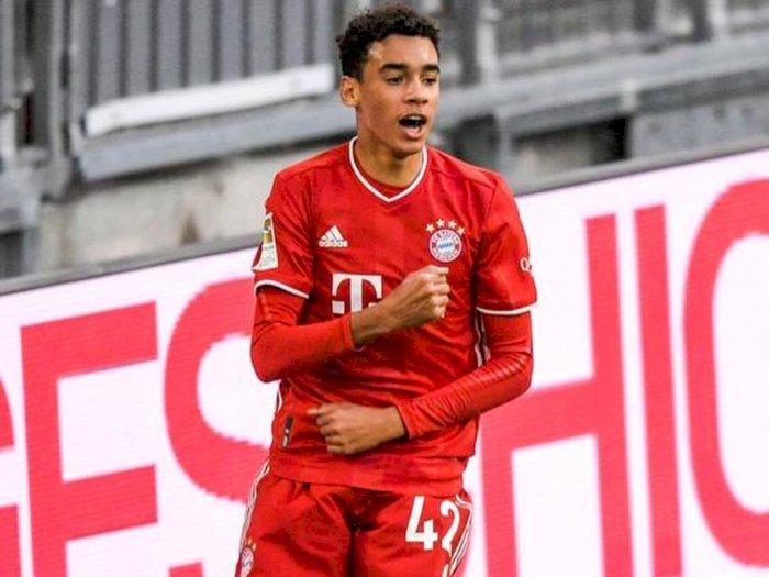 Jamal Musiala, Wonderkid Bayern dengan Pilihan Perkuat Timnas Inggris atau Jerman