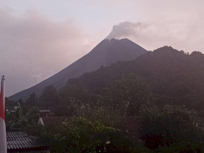 Hari Ini Gunung Merapi Alami 19 Kali Gempa Guguran