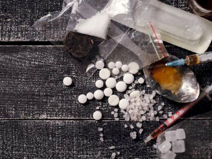 Amankan 141 Kg Ganja, BNN Sebut Kota Medan Tempat Transit Narkoba