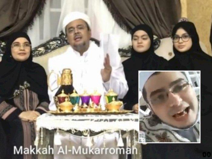 Profil Irfan Alaydrus, Sosok Calon Menantu Habib Rizieq yang Menikah dengan Najwa Shihab