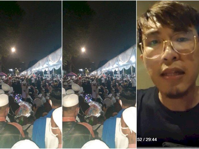 Dr Tirta Sindir Kerumunan Hajatan Rizieq Shihab, Sebut Standar Ganda PSBB Jakarta