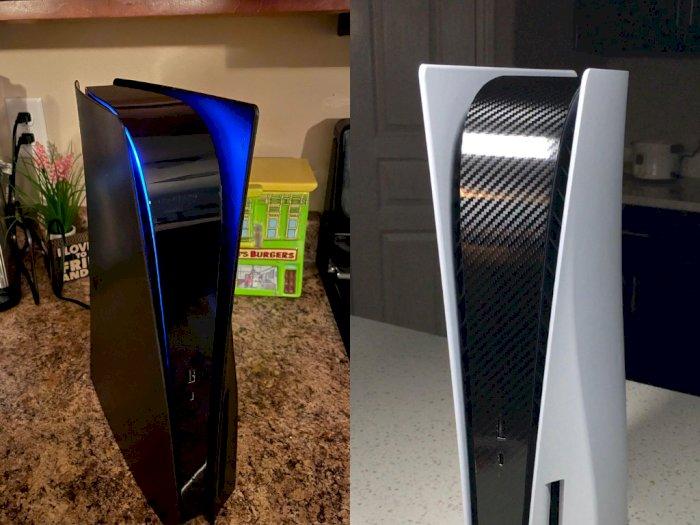 Pengguna PlayStation 5 Mulai Berkreasi, Buat Panel Kustom Karena Sony Tidak Mau!