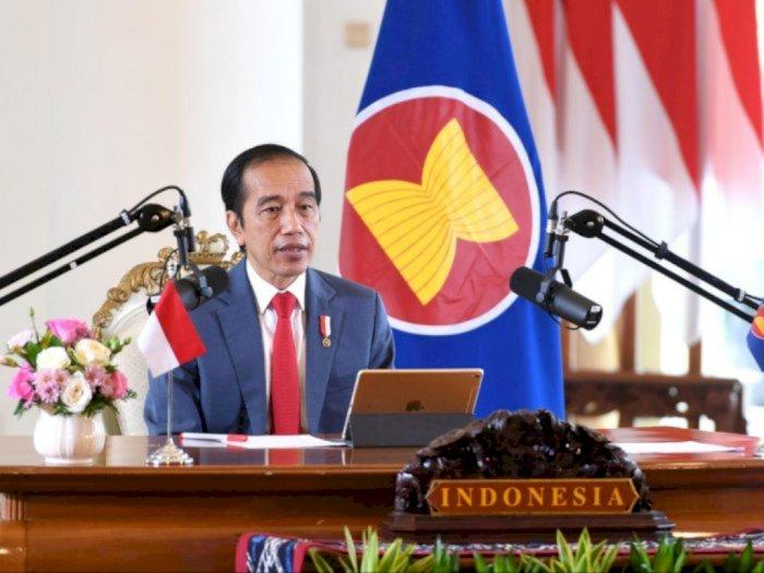Presiden Jokowi Hadiri KTT ASEAN-PBB dan KTT RCEP Secara Virtual