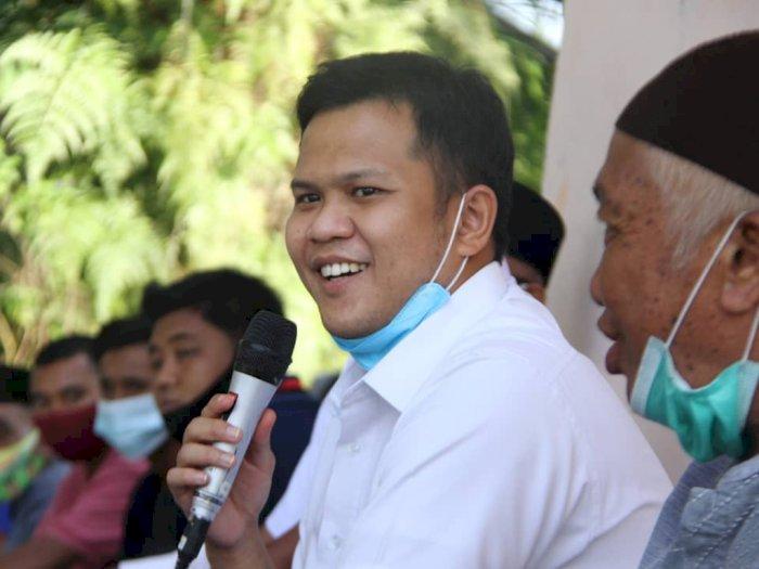 Gegara Positif Corona, Cawabup Sergai Adlin Umar Yusri Absen di Debat Kandidat Perdana