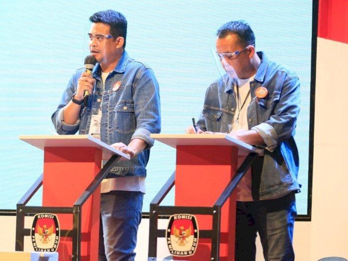 Dukung Mantu Jokowi di Pilkada Medan, Oknum ASN Ini Diselidiki Bawaslu