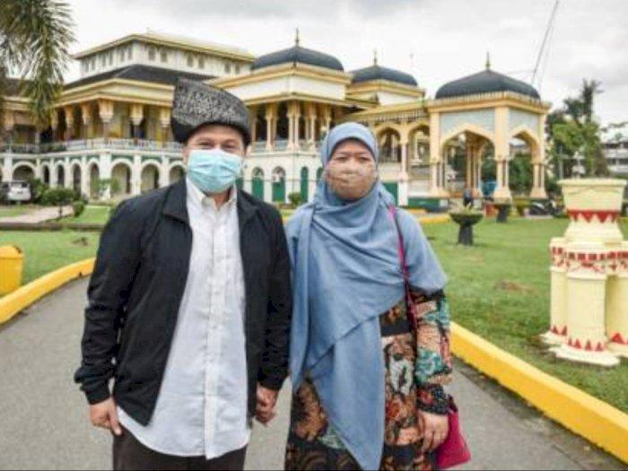 Berjuang Untuk Kemenangan AMAN, Istri Mardani Ali Sera Sumbangkan Cincin 10 Gram