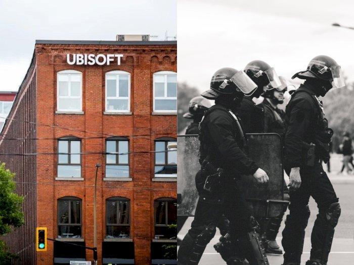 Tidak Ada Ancaman Usai Laporan Penyanderaan di Kantor Ubisoft Montreal