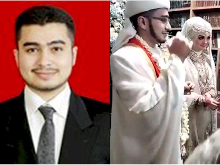 Sosok Irfan Alaydrus Menantu Baru Rizieq Shihab, Ternyata Juga Dipanggil Habib