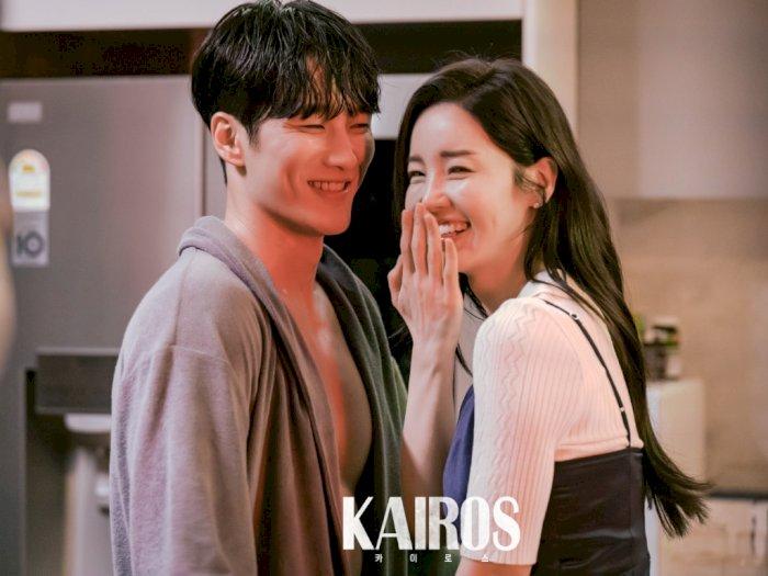 Keceriaan di Set Drama 'Kairos' dan Adegan Ciuman Memalukan Ahn Bo Hyun dan Nam Gyu Ri