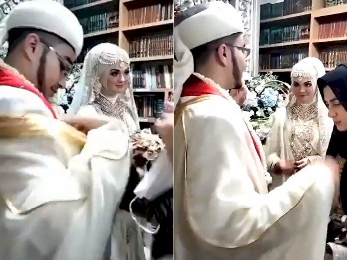 Cantiknya Syarifah Najwa Shihab, Putri Rizieq Shihab yang Gelar Resepsi Nikah Hari Ini