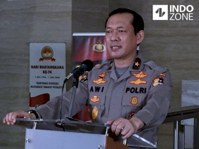 48 Tahanan Bareskrim Polri Positif Covid-19, Mayoritas Tanpa Gejala