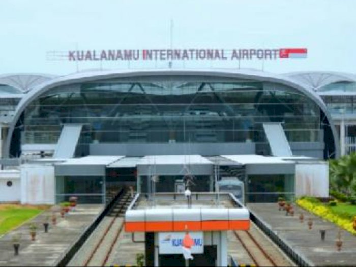 Pandemi Covid-19, Semua Maskapai Domestik di Bandara Kualanamu Telah Beroperasi