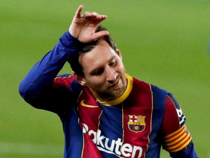 Diego Forlan Percaya La Liga akan Tetap Berjalan Meski Tanpa Messi