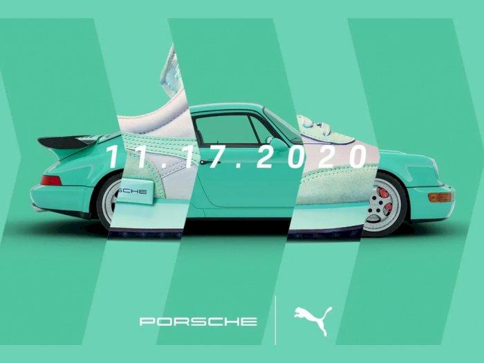 Sepatu yang Terinspirasi dari Porsche 911 Turbo Ini Cuma Bisa Dipesan dalam 2,7 Detik