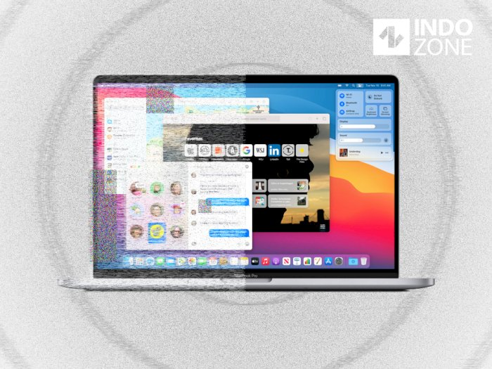 Update macOS Big Sur Sebabkan Sejumlah MacBook Pro Jadi Rusak!