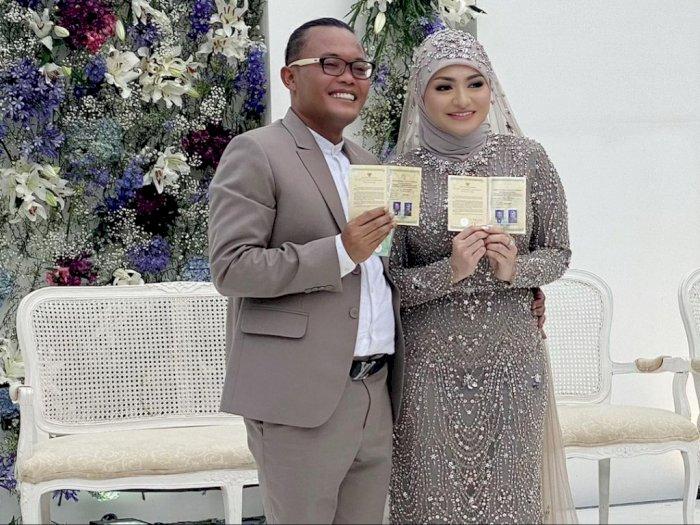 Sule dan Nathalie Holscher Menikah, Umi Pipik Doakan Rumah Tangga Rukun Bak Adam & Hawa