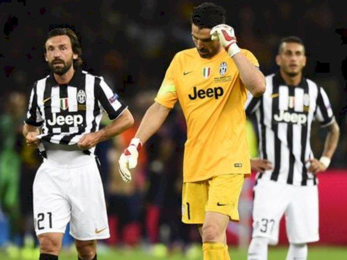 Bukan Hanya Anak SMA yang Sering Diam-diam Merokok di Toilet, Para Pemain Juventus Juga