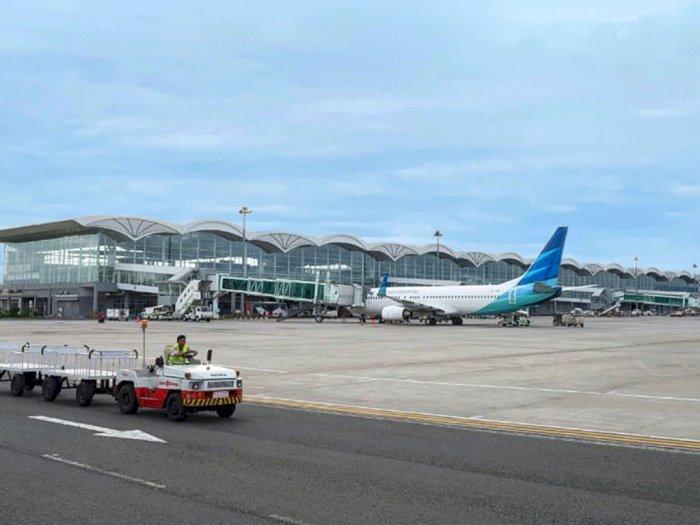 Di Tengah Pandemi, Bandara Kualanamu Sudah Layani Semua Rute Domestik